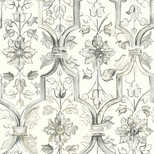 Floral wallpaper Fannia-388402