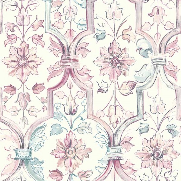 Floral wallpaper Fannia-706361