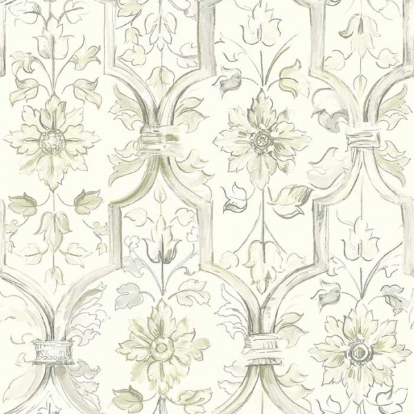 Floral wallpaper Fannia-866207