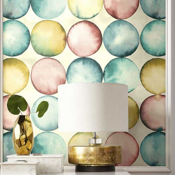 Geometric wallcoverings Becca-454022