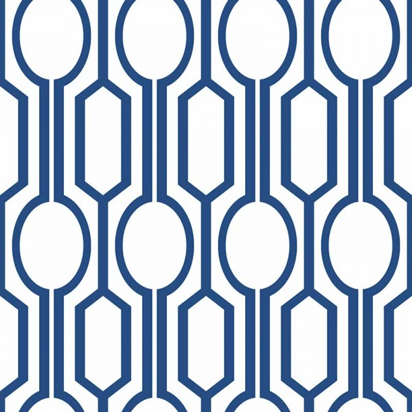 Geometric wallcoverings Geometric Ornament-23D28C