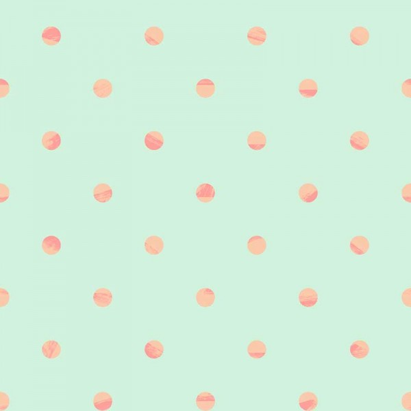 Kids wallpapers Colorful Dots-CF31D7