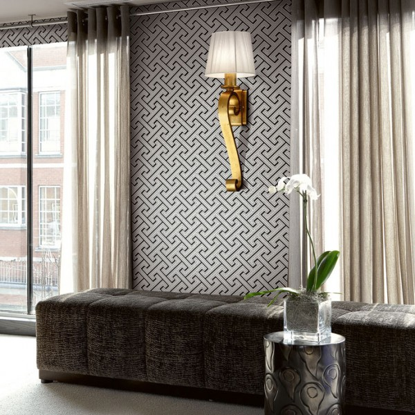 Geometric wallcoverings Lindsay-1001131