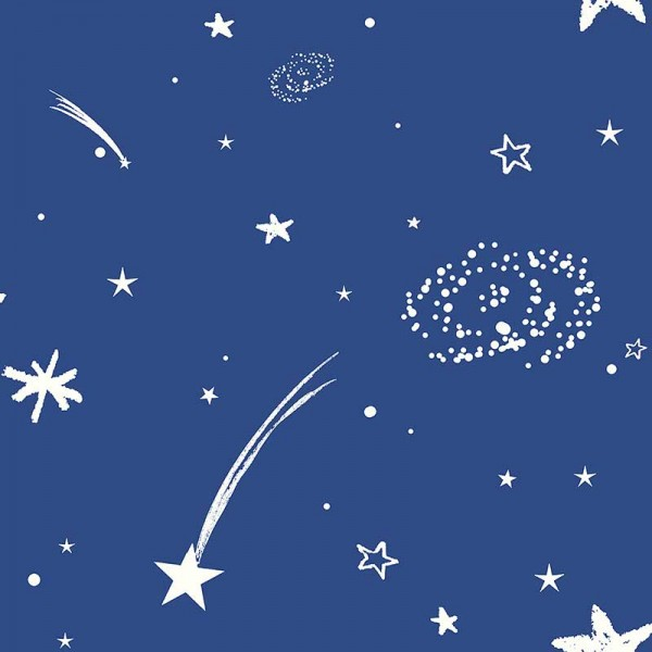 Kids wallpapers Starry Sky-C99B44