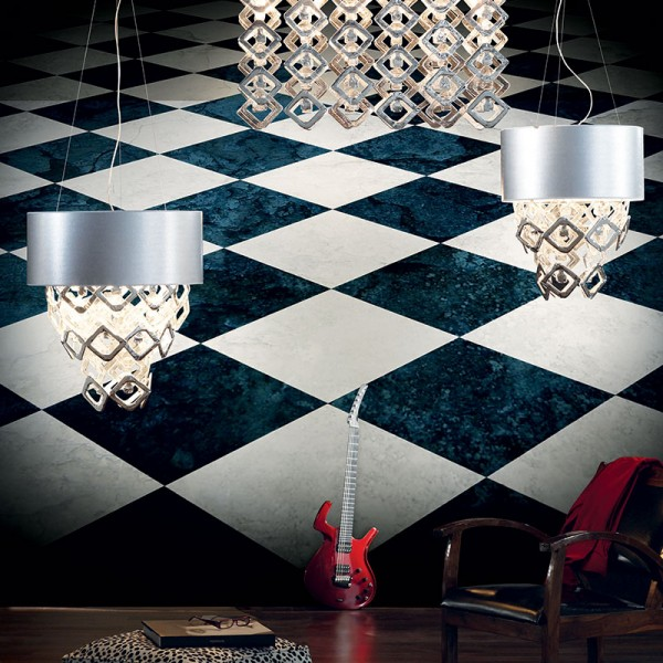 Murals Abstract Wall Murals Checkers-734902