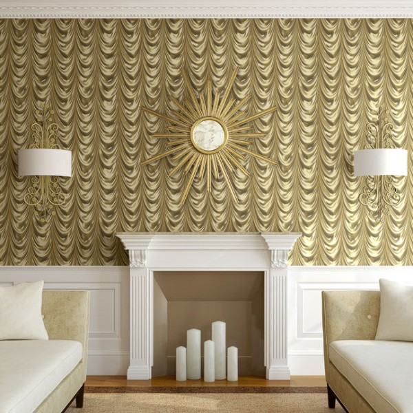 3D wallcovering Saffron-531534