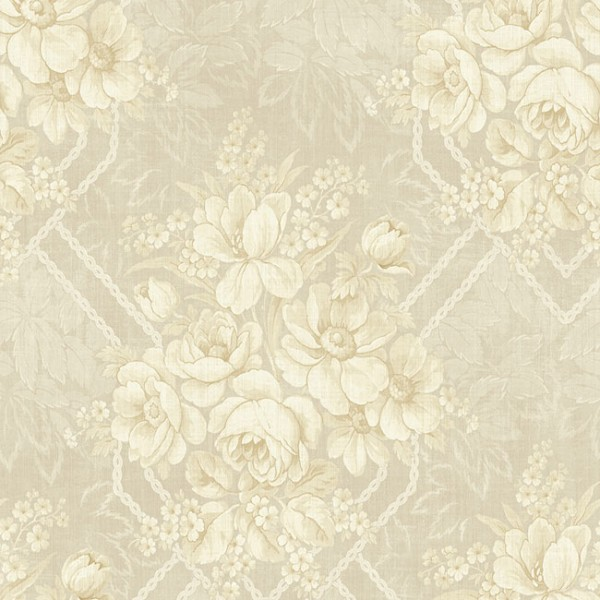 Floral wallpaper Acton-807913