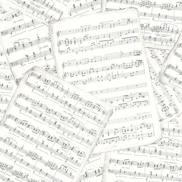 Design Wallcoverings Music Notes-579969