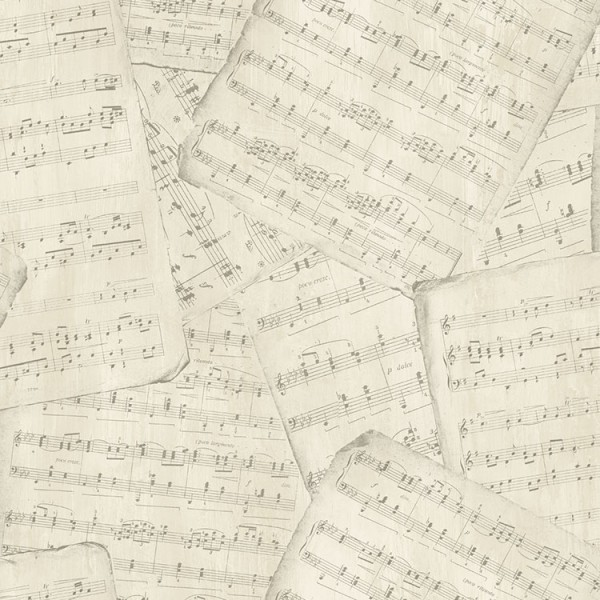 Design Wallcoverings Music Notes-293714