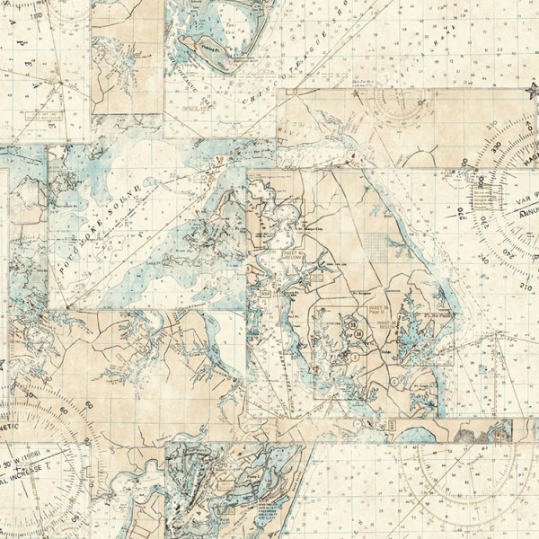 Design Wallcoverings Compass and Maps-426623