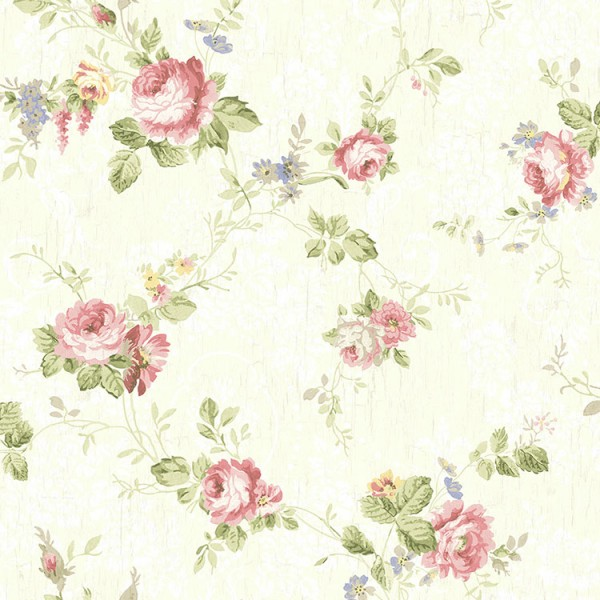Floral wallpaper Floral Trails-911792