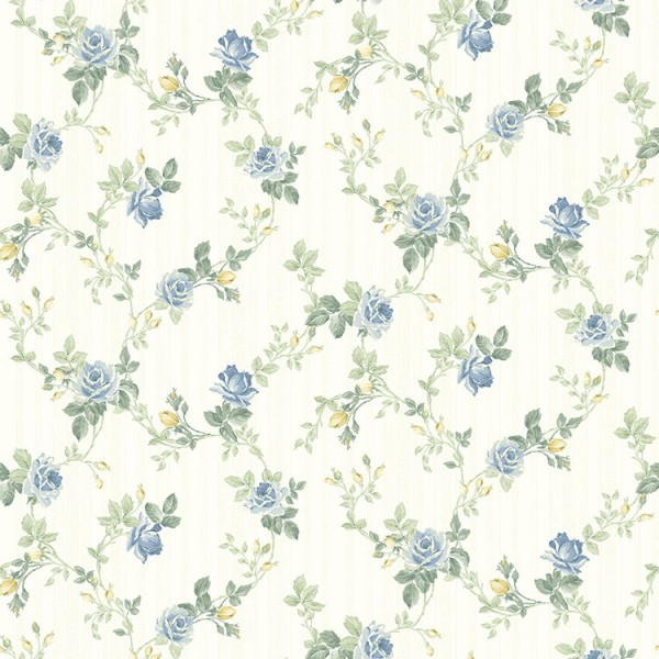 Floral wallpaper Small Trail-32999