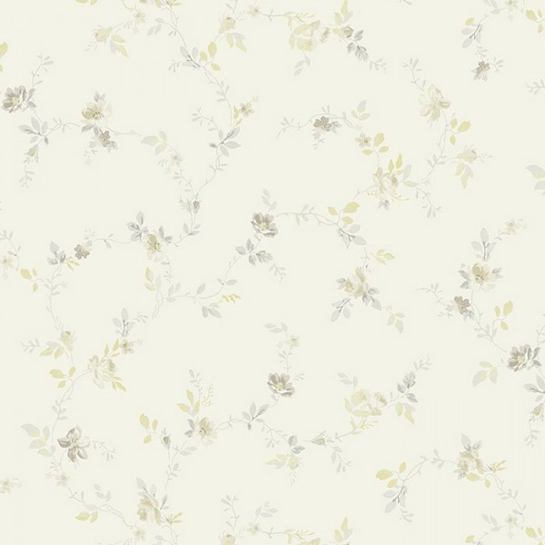 Floral wallpaper Pittsfield-4DF407