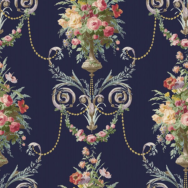 Floral wallpaper Sienna-213365