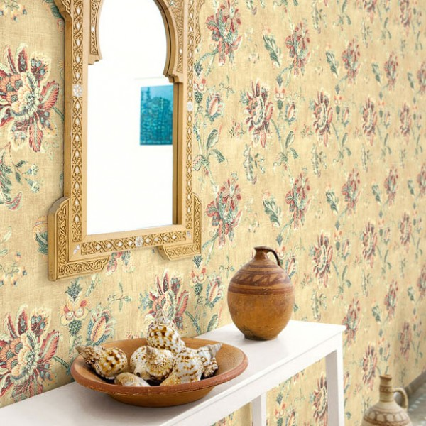 Floral wallpaper Brandon-361536
