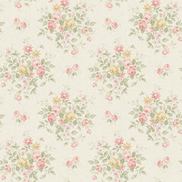 Floral wallpaper Dewsbury-D9135E
