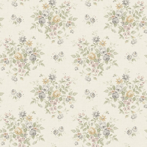 Floral wallpaper Dewsbury-9D3B89