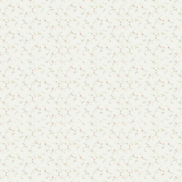 Floral wallpaper Immingham-1F09DE