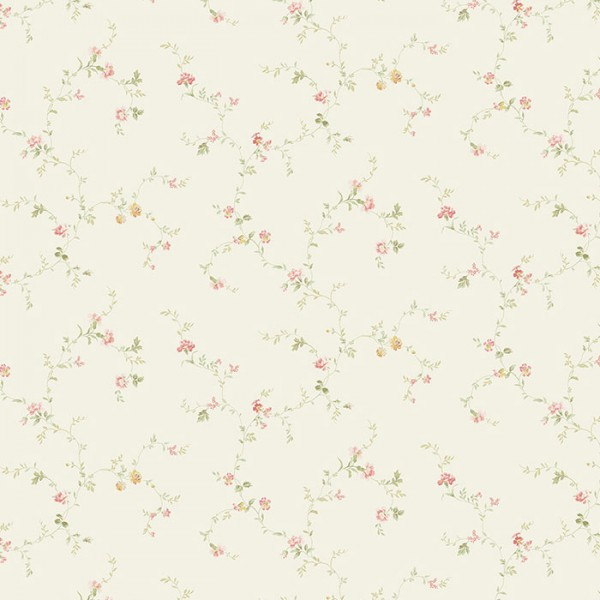 Floral wallpaper Immingham-BD861C
