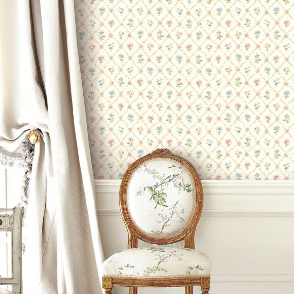 Floral wallpaper Kidderminster-2A0F41
