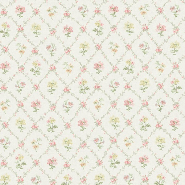 Floral wallpaper Kidderminster-EC4B04