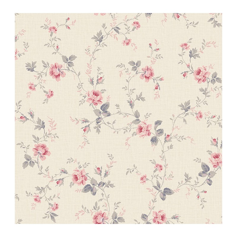 Floral wallpaper TPN-180F6F buy