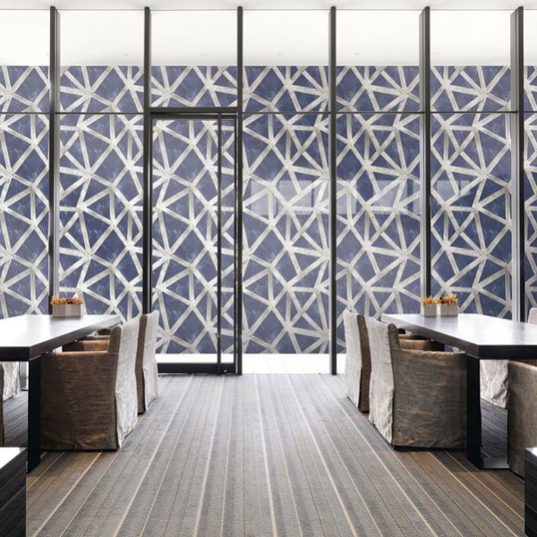 Geometric wallcoverings Ronald-334777