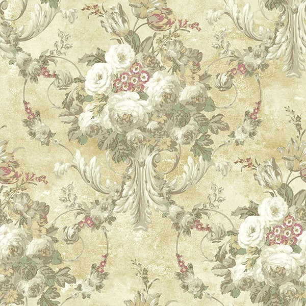 Floral wallpaper Alfred-558114