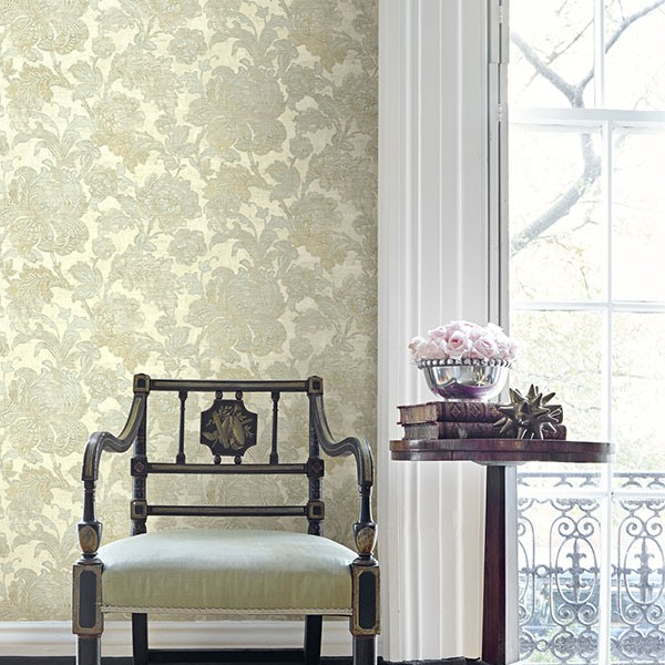 Floral wallpaper Tommy-441061
