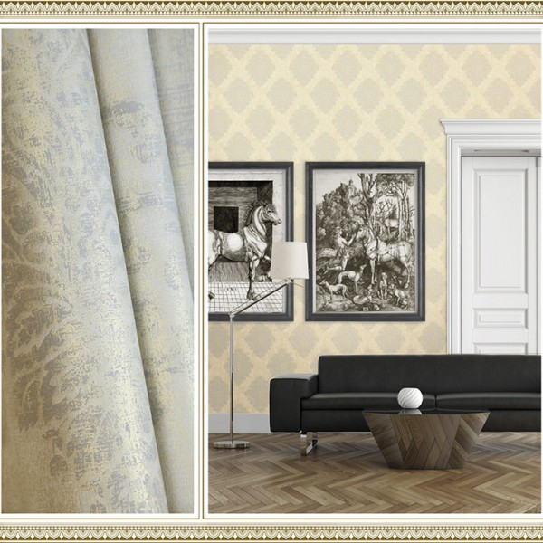 Classic wallpapers Chic Damask-76003