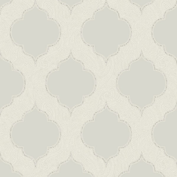 Geometric wallcoverings Kesley Beads-929152