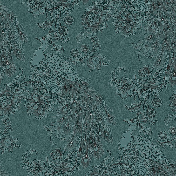 Design Wallcoverings Kashmir-E5BC8D
