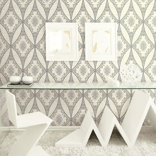 Living room wallpaper Ayla-A55AD7