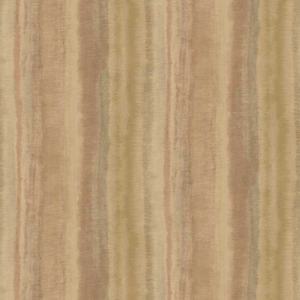 Striped wallcoverings Watercolor stripe-2E93D5