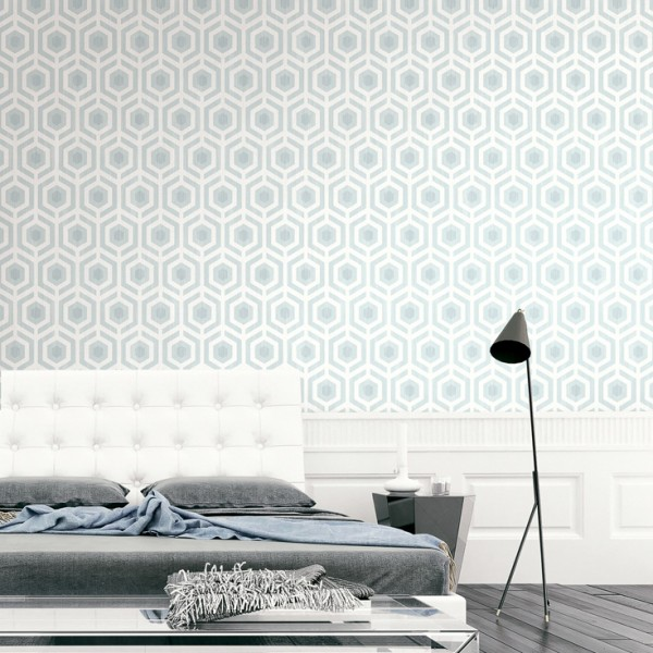 Geometric wallcoverings Salinas-A0C625