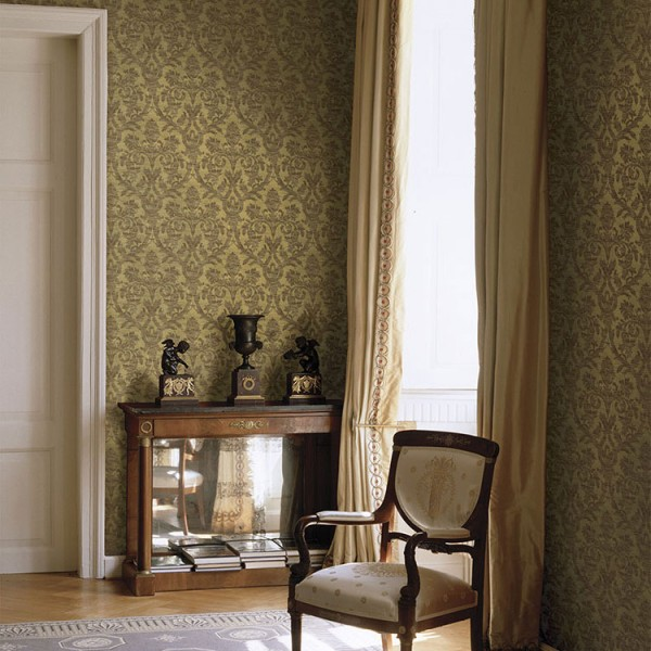 Oriental wallpaper Hussai-314014