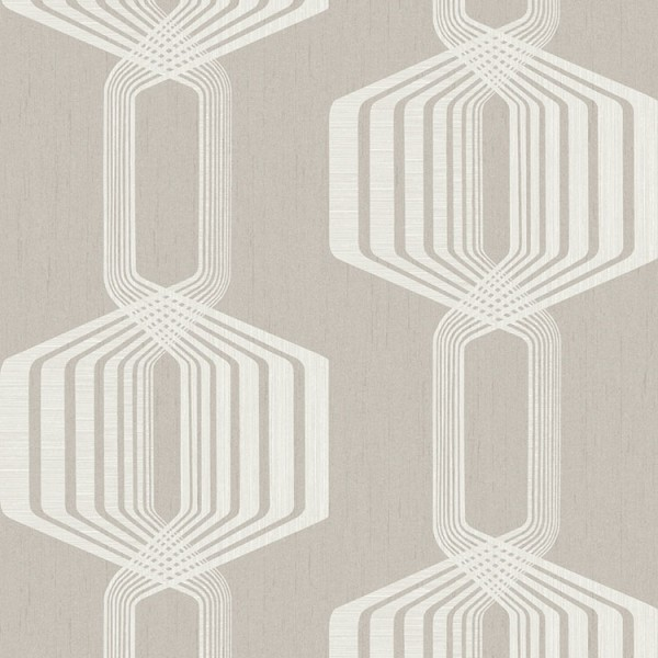 Geometric wallcoverings Agnesy-232619
