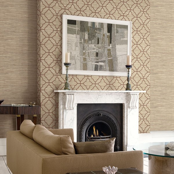 Geometric wallcoverings Springfield-275747
