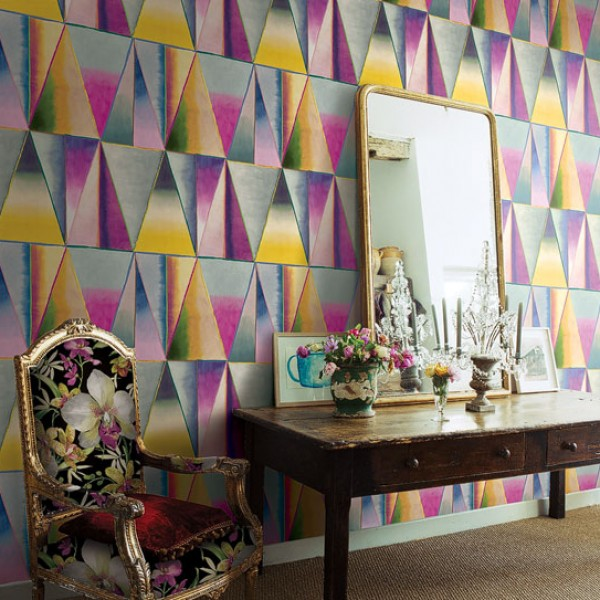 Geometric wallcoverings Niam-236142