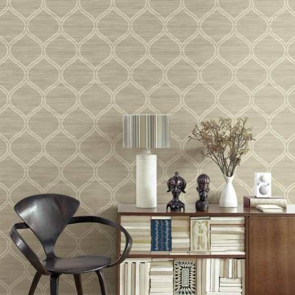Oriental wallpaper Wareham-88C46D