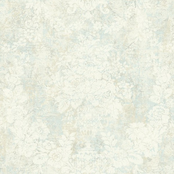 Floral wallpaper Montr-509321