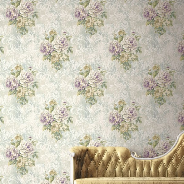 Floral wallpaper Neilson-259802