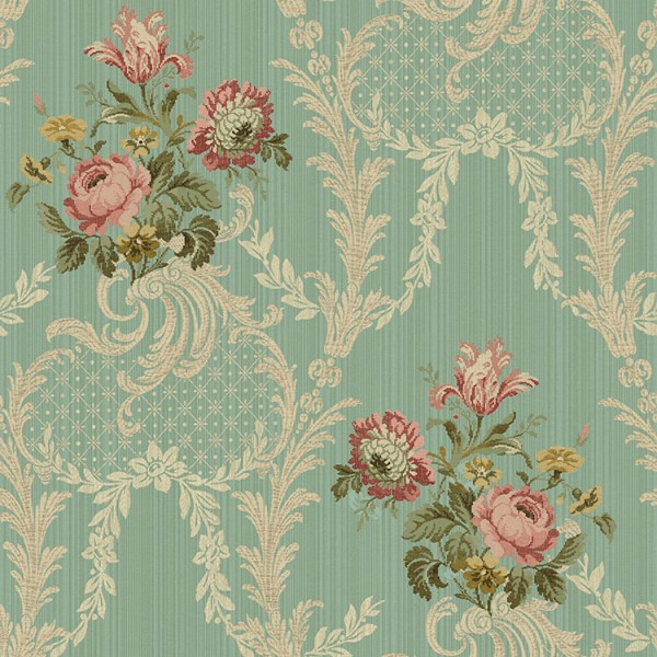 Floral wallpaper Rasen-779927