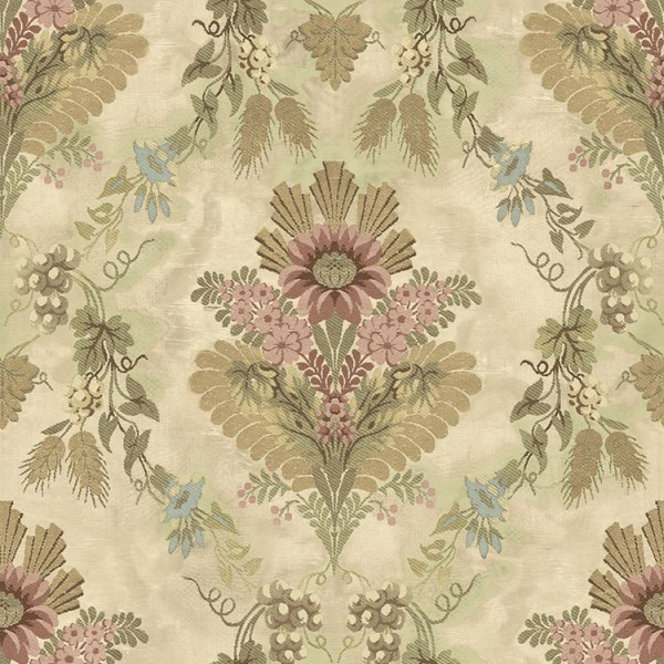 Floral wallpaper Scunthorpe-241515