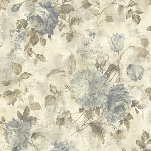 Floral wallpaper Lucia-272322
