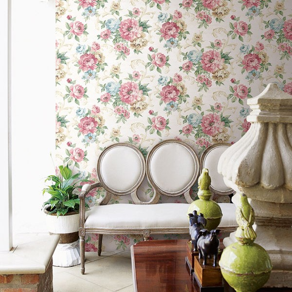 Floral wallpaper Veronica-338279