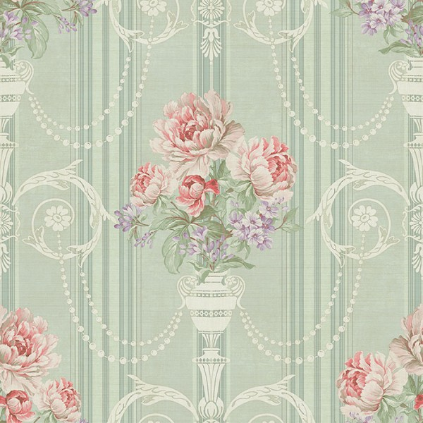 Floral wallpaper Meghan-100863