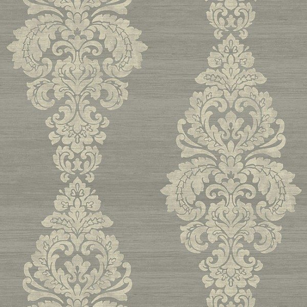 Classic wallpapers Scroll Damask-264551