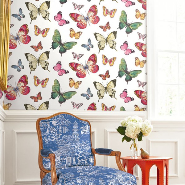 Design Tapeten Butterfly-17A467