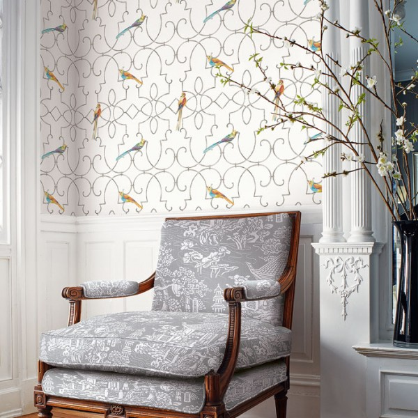 Design Wallcoverings Birds-35D286